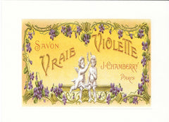 All Occasion Greeting Card - Vraie Violette