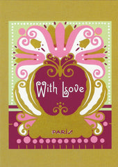 All Occasion Greeting Card - With Love