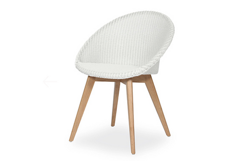Harbour Weave Dining Chair Teak