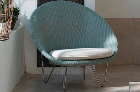 Harbour Weave Joe Cocoon Chair