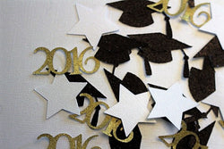Party Confetti - Graduation party confetti