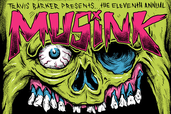 Travis Barker Presents Musink 2018