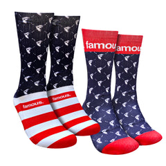 New Gen BOH American sock 2 pack