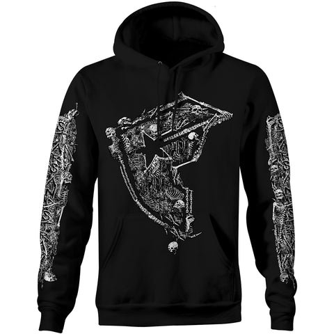 Up In Flames Hoodie