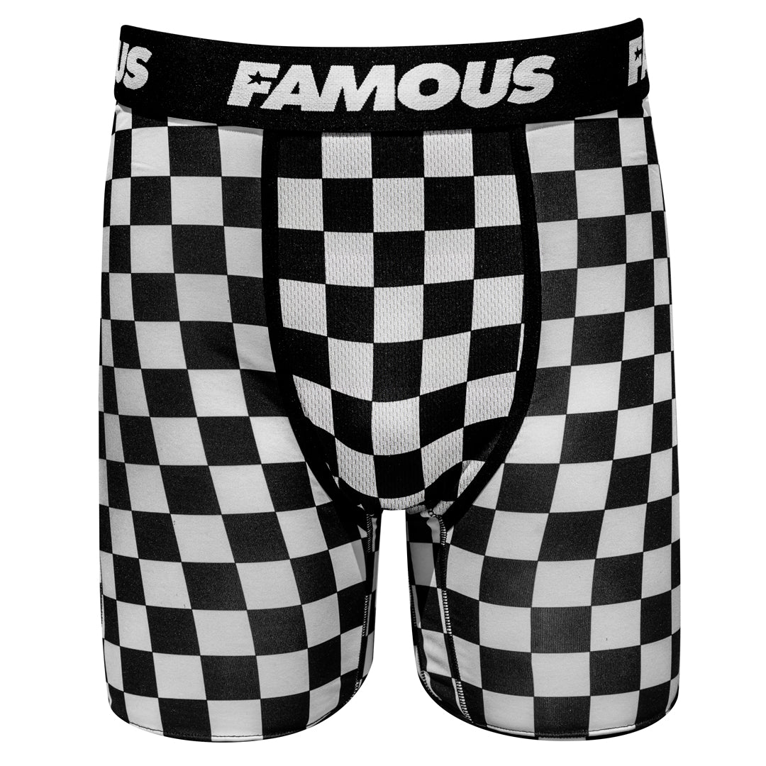 Checkerboard Underwear