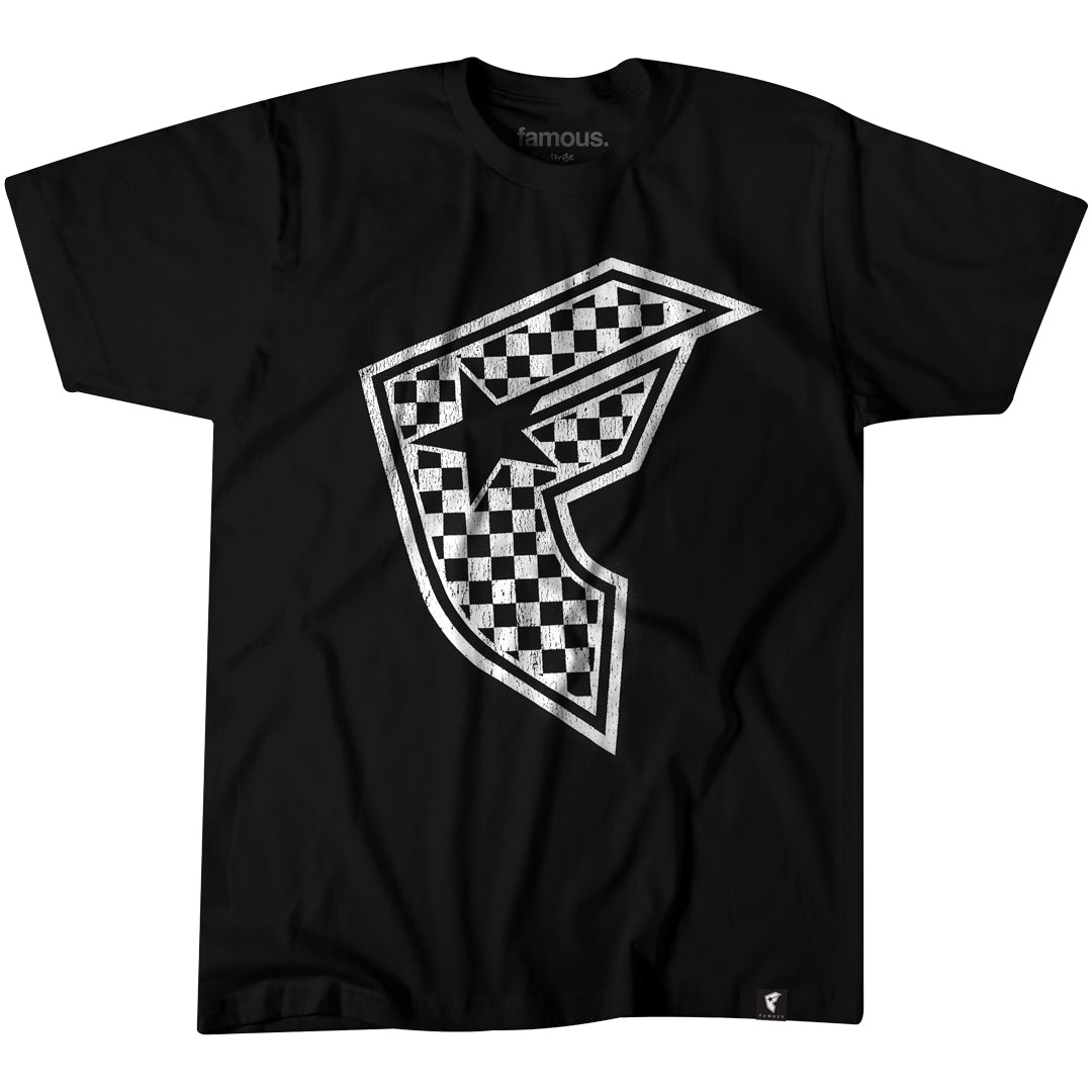 Checker BOH Tee