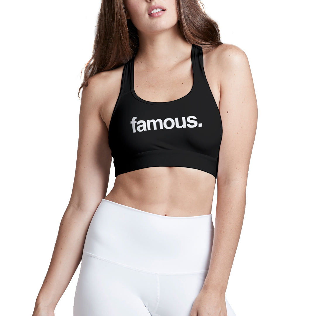 Fact Check Sports Bra