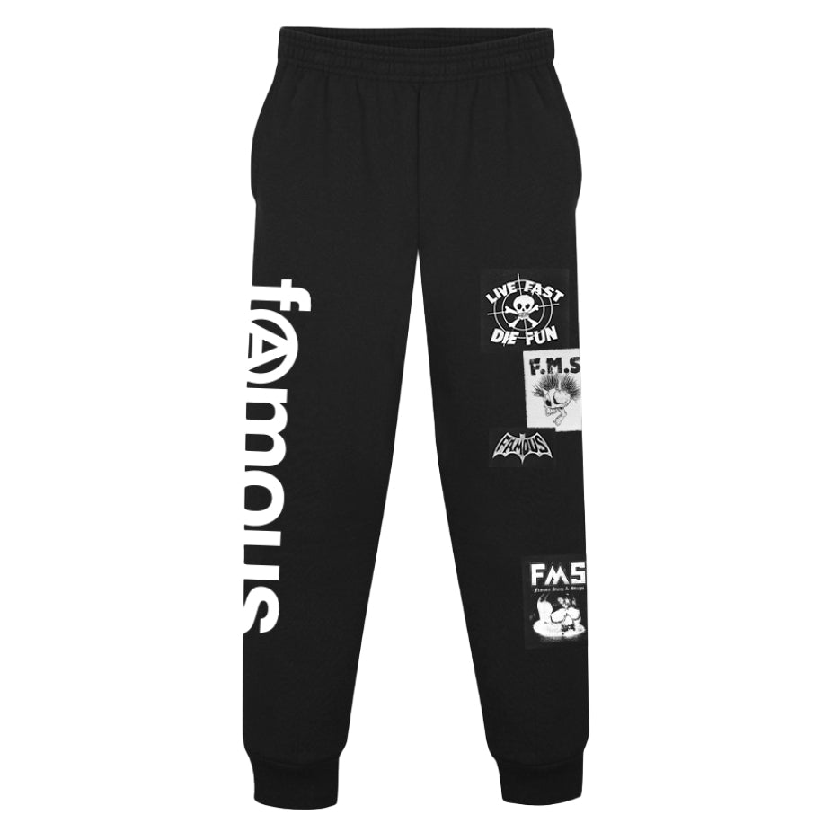 Patched Up Sweats