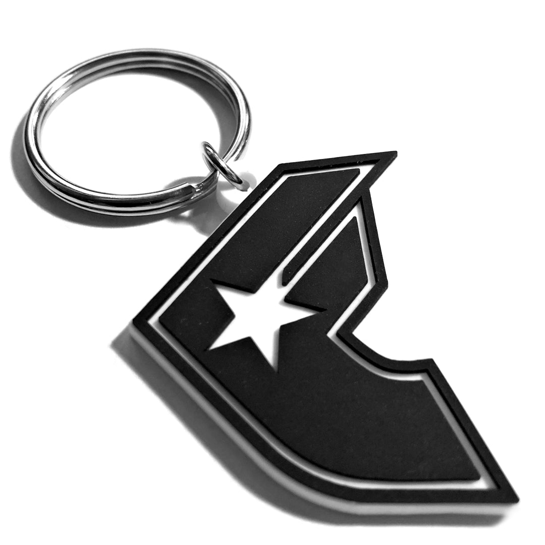 BOH Rubber Keychain