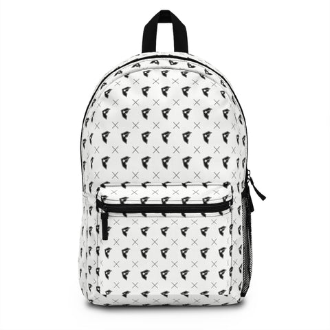 Gen-X Backpack (Made in USA) White