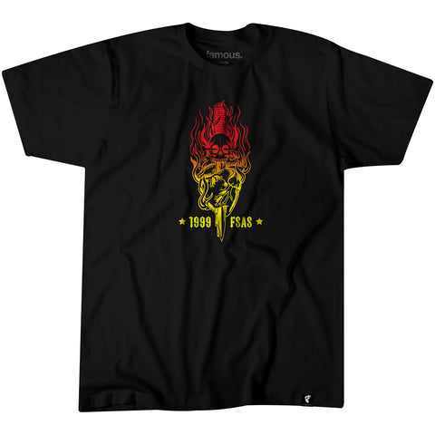 Up In Flames Tee