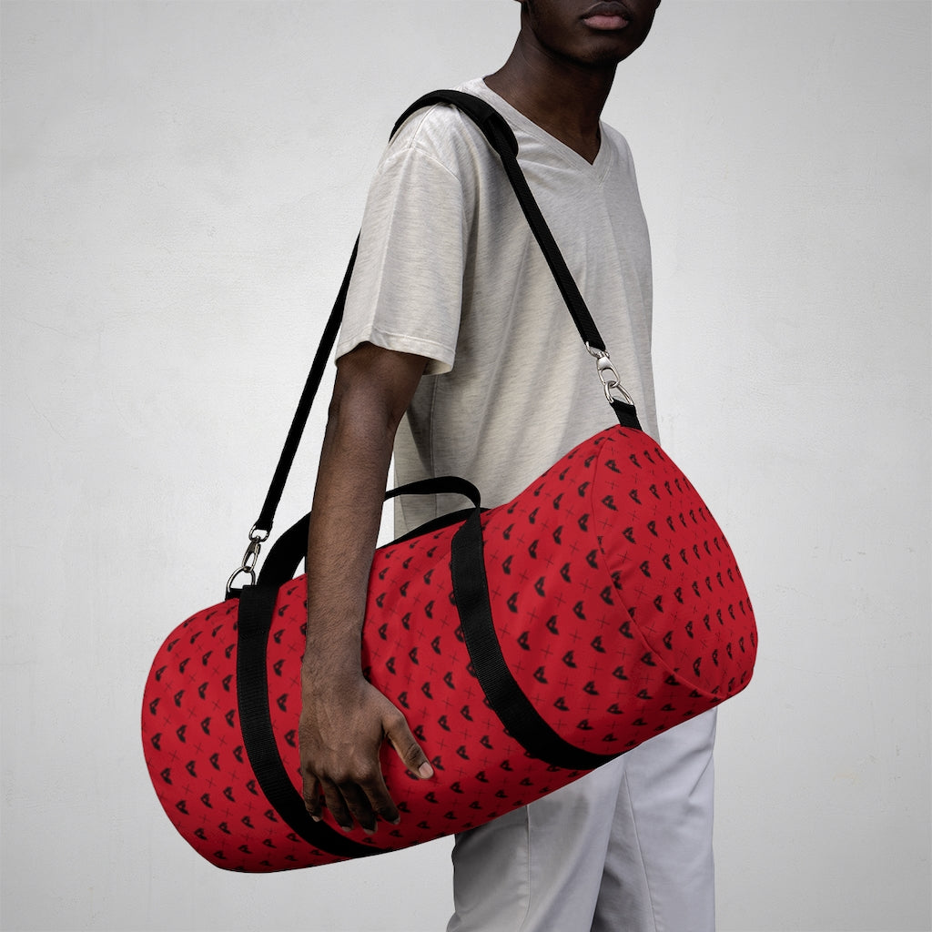Gen-X Duffel Bag Red