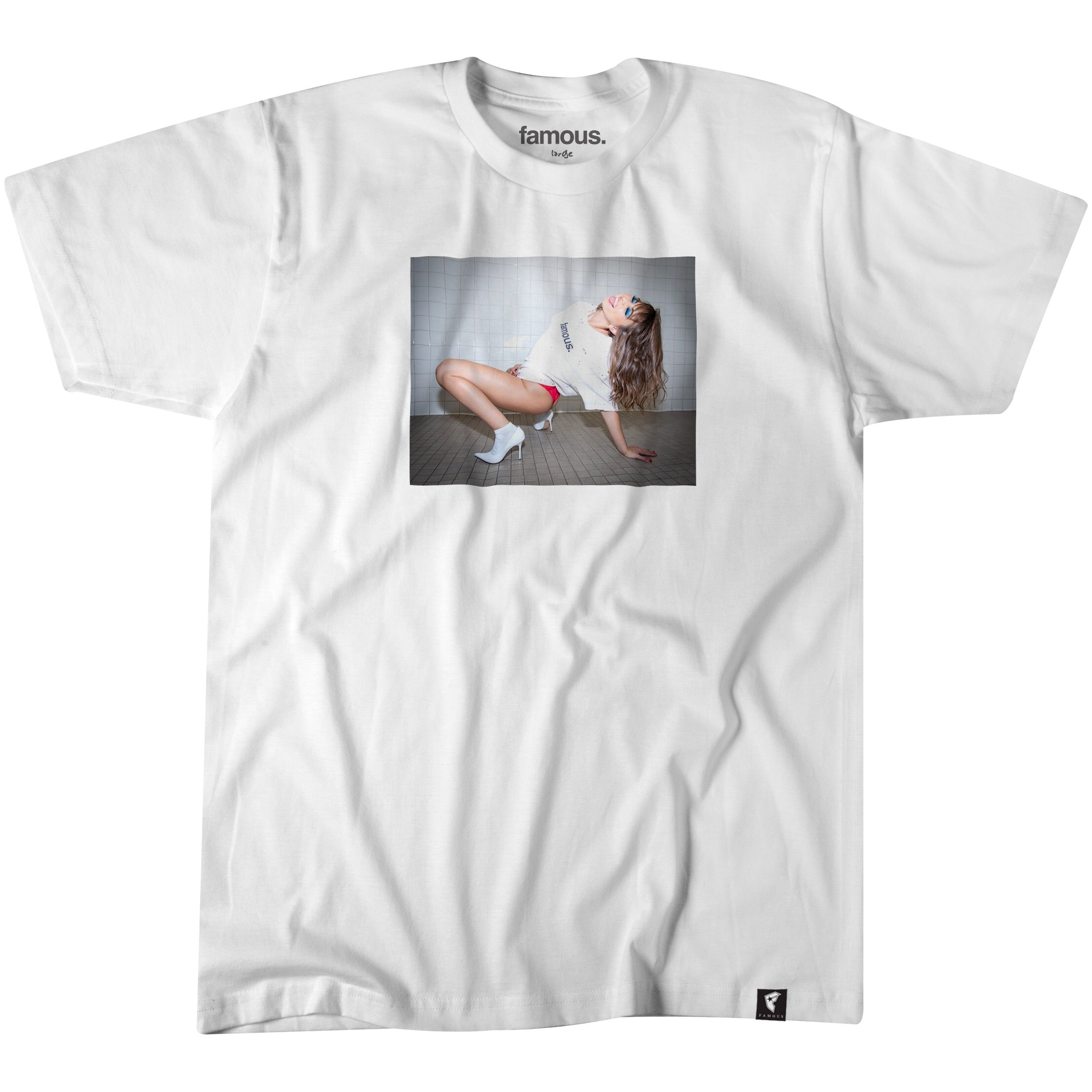 Riley Reid Fact Check tee