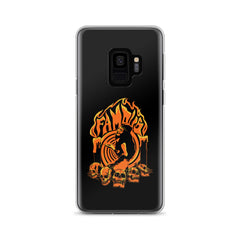 Black Magic Samsung Case