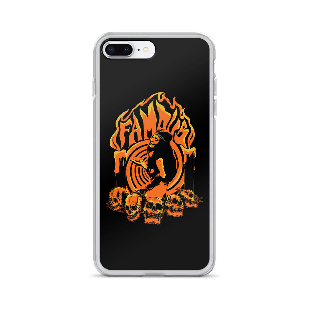 Black Magic iPhone Case