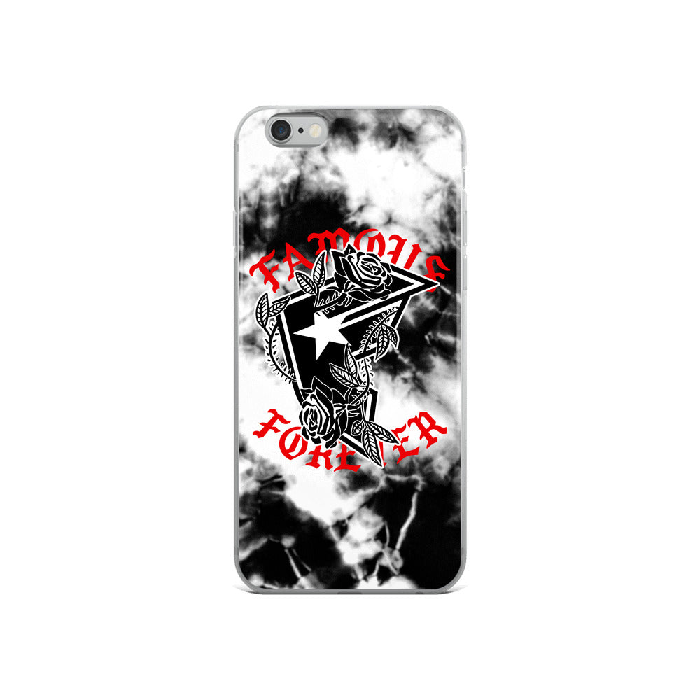 Por Vida iPhone Case