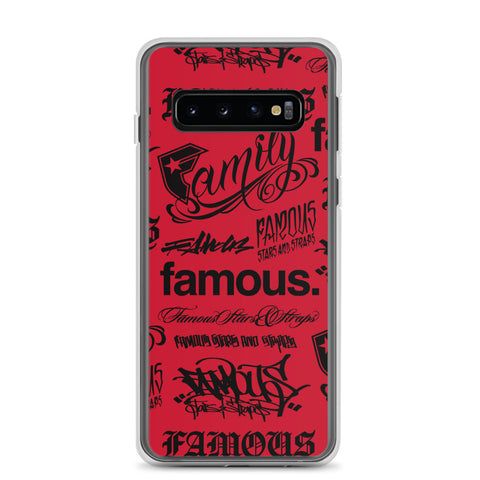 Hit Maker Samsung Case (RED)