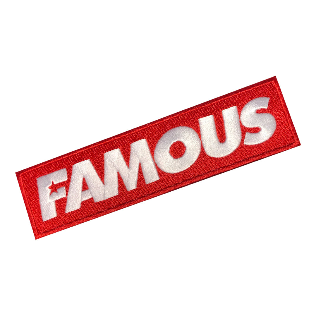 Famous Bar Patch