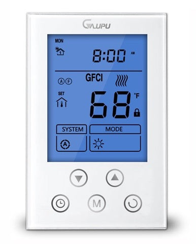 Digital Thermostat for Carbon Heating Film/ Warm Floor GM4