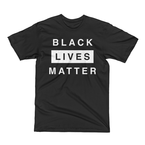 Black Lives Matter Shirt - ORGANIC