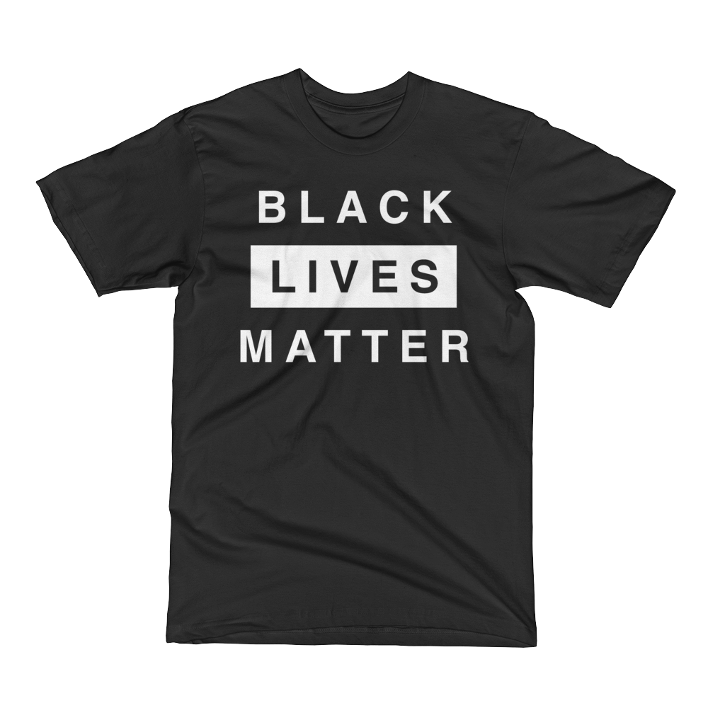 BLM Shirt All Proceeds Donated – Merch for the Movement