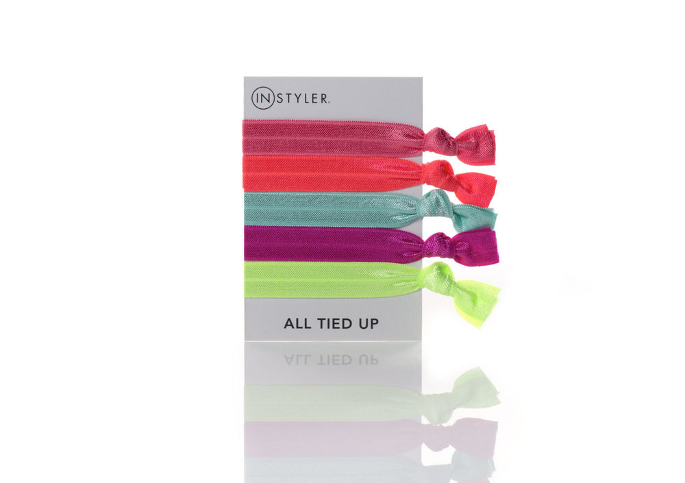 Brights - InStyler All Tied Up Hair Ties
