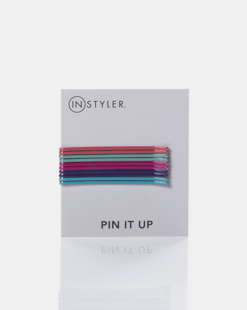 InStyler Straight Pin It Up Bobby Pins in Five Exclusive Colors