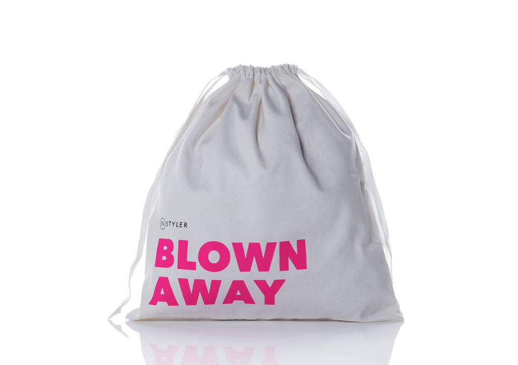 InStyler Blown Away Drawstring Bag for your Turbo Ionic Dryer