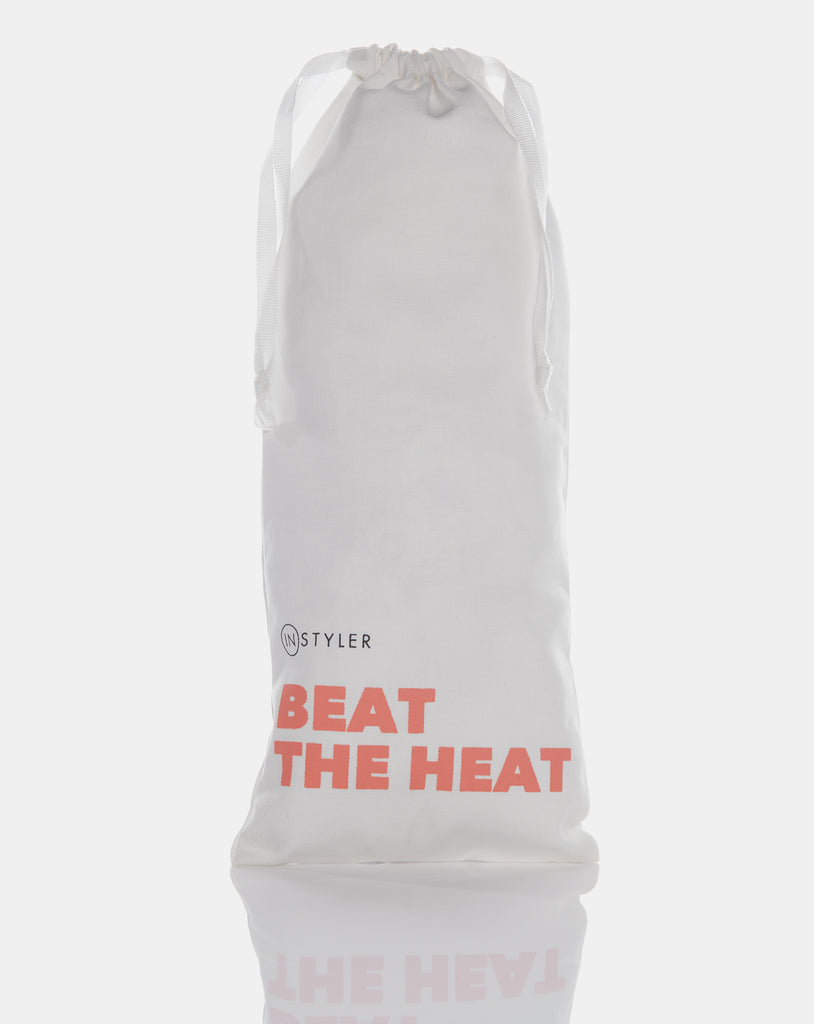 InStyler Beat The Heat Drawstring Bag