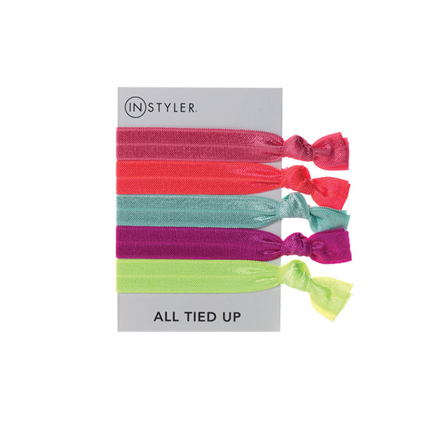 Brights - InStyler All Tied Up Hair Ties - product feed