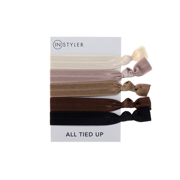 Nudes - InStyler All Tied Up Hair Ties - product feed