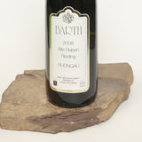 2008 BARTH Riesling Alte Reben Auction 375 ml