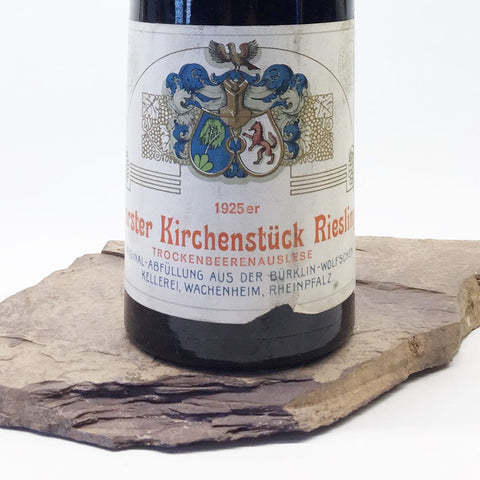 1971 GEORGSHOF Nierstein Oelberg, Riesling Trockenbeerenauslese (Balz Collection) 350 ml