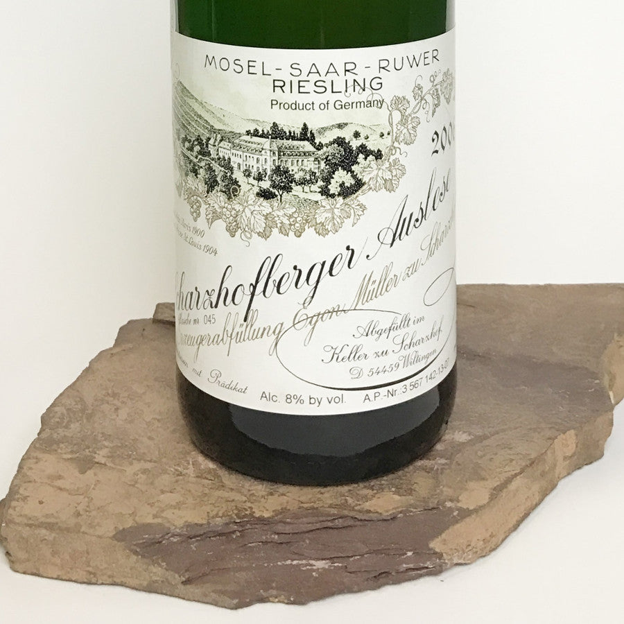 2006 EGON MÜLLER Scharzhofberg, Riesling Auslese Goldkapsel Auction