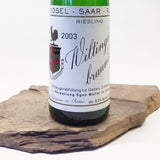 2003 EGON MÜLLER (LE GALLAIS) Wiltingen Braune Kupp, Riesling Auslese Goldkapsel Auction 375 ml