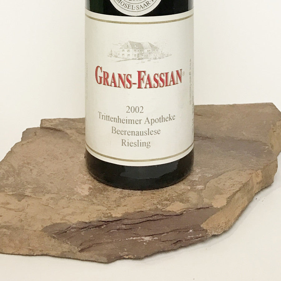 2002 GRANS-FASSIAN Trittenheim Apotheke, Riesling Beerenauslese Goldkapsel Auction 375 ml