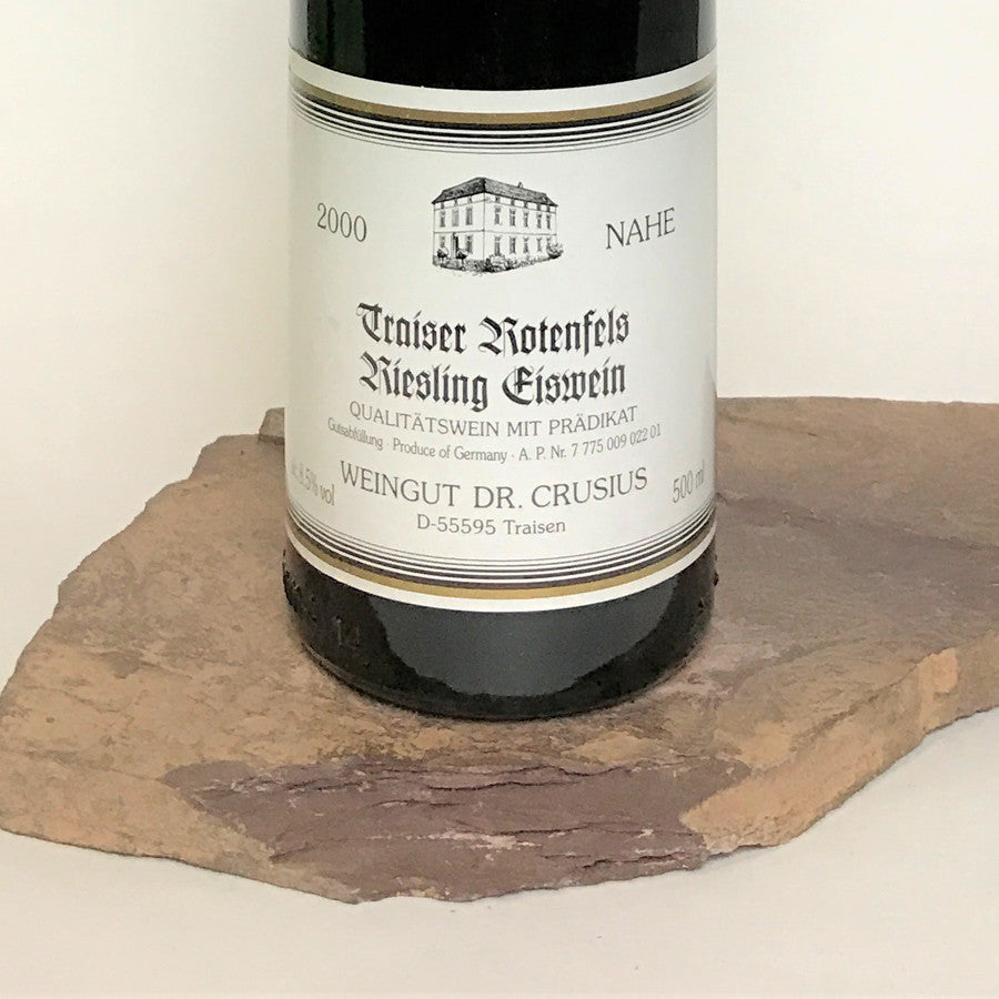 2000 DR. CRUSIUS Traisen Rotenfels, Riesling Eiswein 500 ml