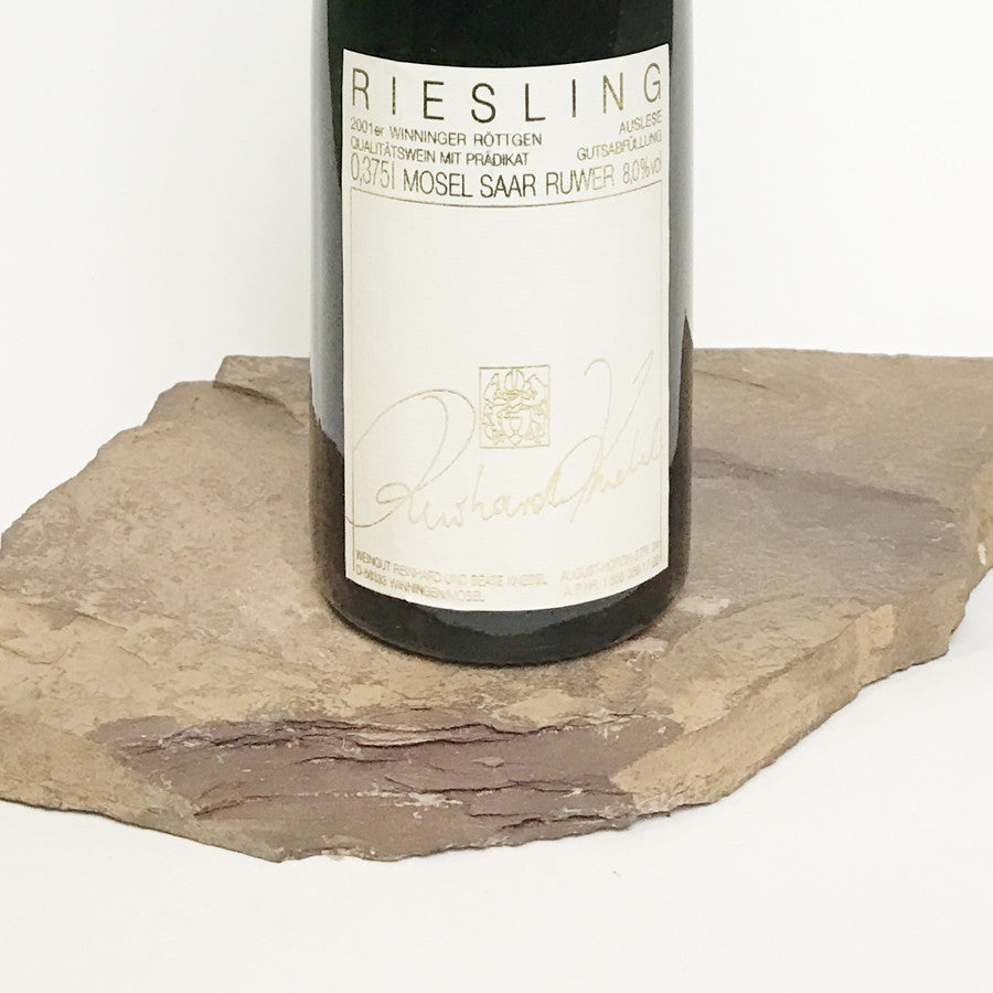 2001 KNEBEL Winningen Röttgen, Riesling Auslese Auction 375 ml