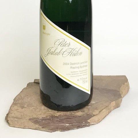 2004 PETER JAKOB KÜHN Oestrich Lenchen, Riesling Beerenauslese Goldkapsel Auction 375 ml