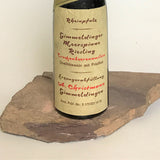 1971 A. CHRISTMANN Gimmeldingen Meerspinne, Riesling Trockenbeerenauslese (Balz Collection) 350 ml
