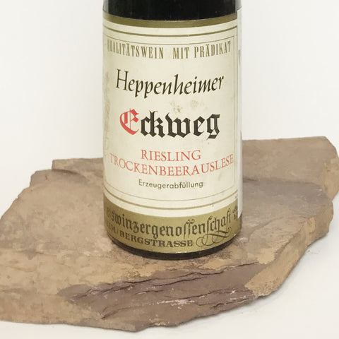 1971 BRAUN Nierstein Hipping, Riesling and Silvaner Trockenbeerenauslese (Balz Collection)