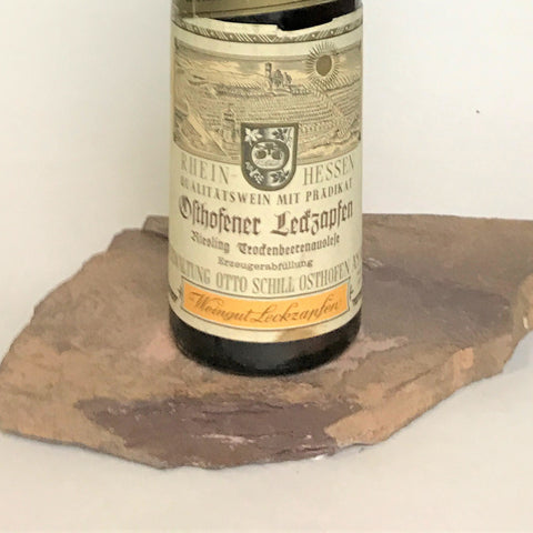 1971 PETER LOTZ Harxheim Schlossberg, Silvaner Trockenbeerenauslese (Balz Collection) 350 ml