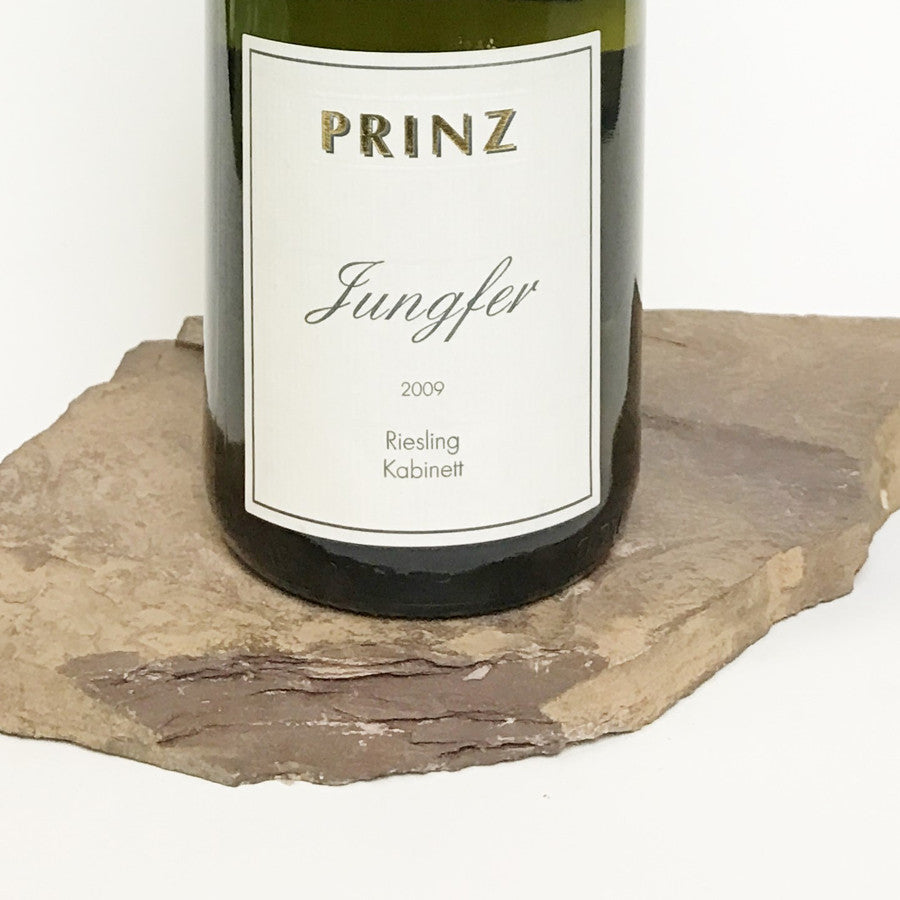 2009 PRINZ Hallgarten Jungfer, Riesling Kabinett Goldkapsel Auction