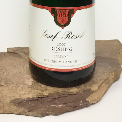 2007 EGON MÜLLER (LE GALLAIS) Wiltingen Braune Kupp, Riesling Auslese Goldkapsel Auction 375 ml