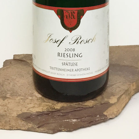 2008 EGON MÜLLER (LE GALLAIS) Wiltingen Braune Kupp, Riesling Auslese Goldkapsel Auction