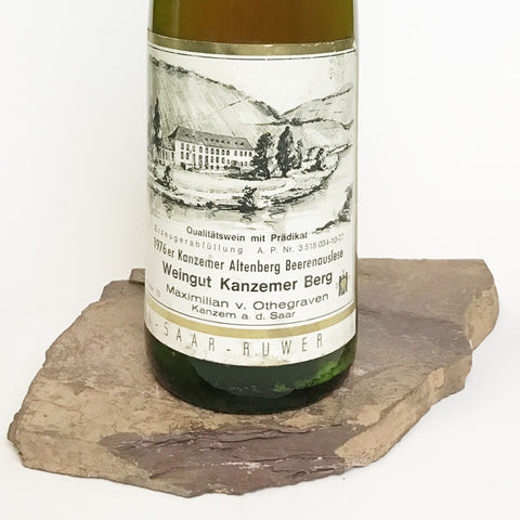 2000 EGON MÜLLER (LE GALLAIS) Wiltingen Braune Kupp, Riesling Auslese Goldkapsel Auction