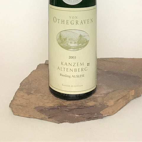 2002 SCHLOSS VOLLRADS Riesling Spätlese Goldkapsel Auction