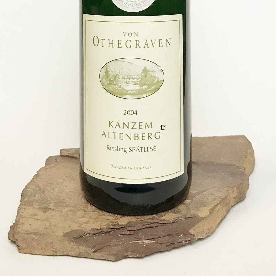2004 VON OTHEGRAVEN Kanzem Altenberg, Riesling Spätlese Auction