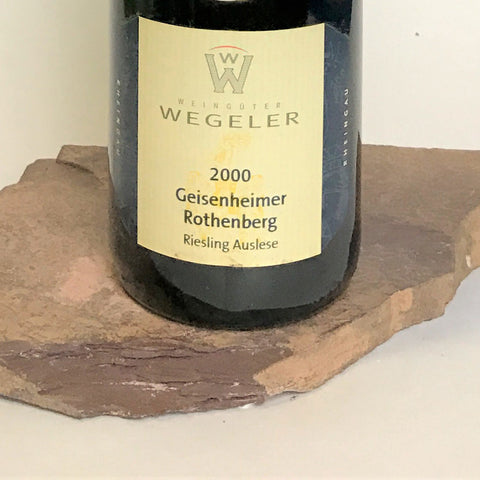 2007 EGON MÜLLER (LE GALLAIS) Wiltingen Braune Kupp, Riesling Auslese Goldkapsel Auction