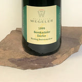 1999 WEGELER Bernkastel Doctor, Riesling Beerenauslese Auction
